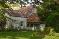 Barn in Dappled Light-1365